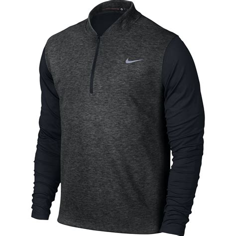 Sweater Nike 2 2017 nike tw tech sweater 1 2 zip mens pullover 726570 size color ebay