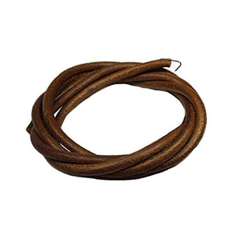 71 quot 3 16 quot leather belt treadle parts with hook for singer