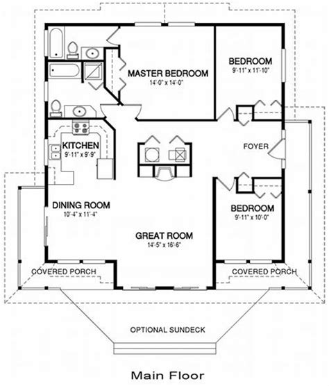 Home Designs Floor Plans Architectural House Plans Smalltowndjs Com