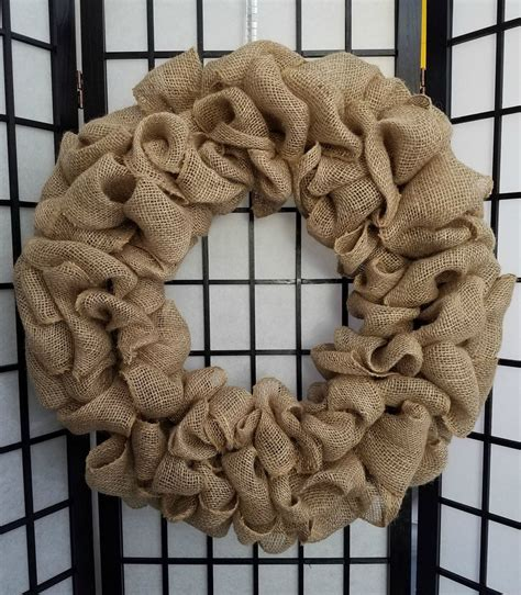 printable instructions to make a burlap wreath burlap wreath instructions a stitch in time embroidery