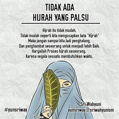 kata mutiara islami hijrah kumpulan kata