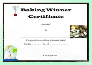 Winner Certificate Template : 40  Word Templates [ For