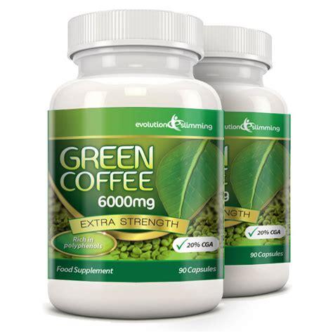 Green Coffee Di Apotek green coffee 6000mg evolution slimming integratore di