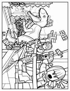 world coloring pages free jurrastic world coloring pages