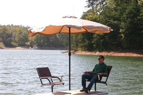 boat dock chairs 17 best images about dock seating on pinterest the roof
