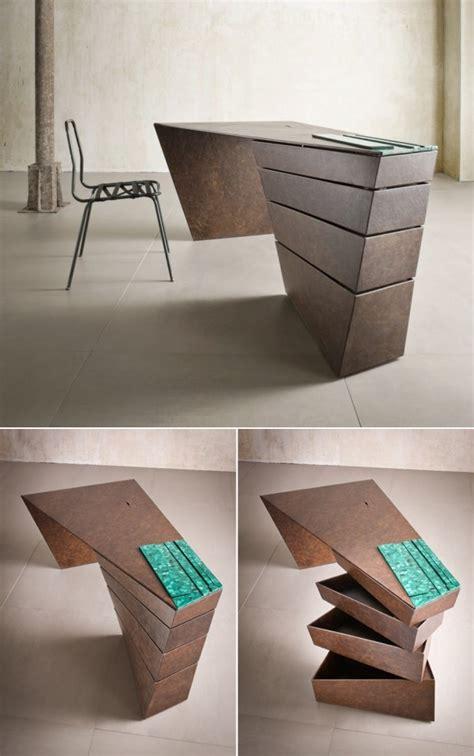 30个国外创意家庭办公桌设计 3 设计之家