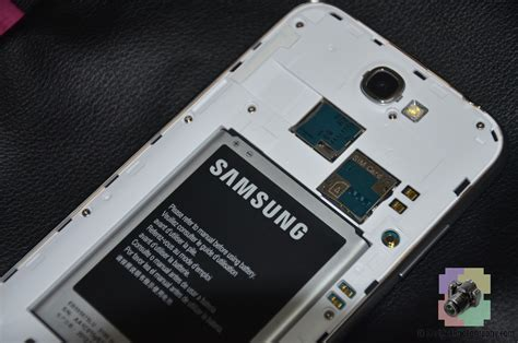 samsung galaxy note ii n7100 android phone on review
