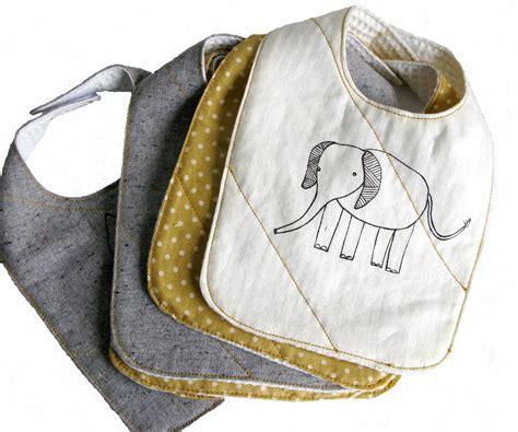 bibs for babies ebabee likes organic elephant bib