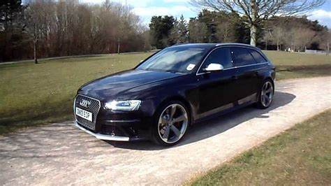 Audi Rs4 V8 by Audi Rs4 Avant 4 2 V8 S Tronic Quattro Sold