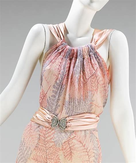Dress Anak Layer Motif Leaves 82 best images about vionnet on silk gowns and silk crepe