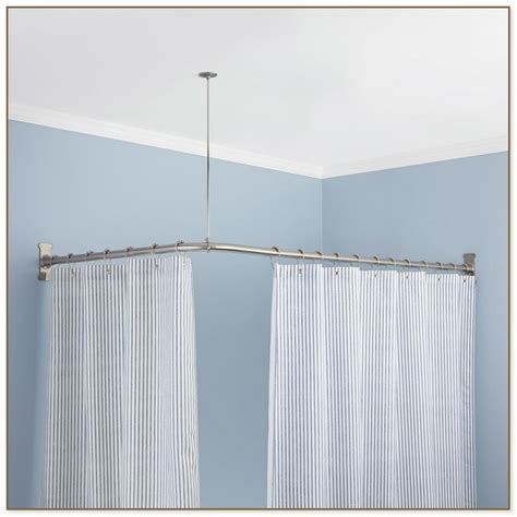 180 inch shower curtain 180 curtain rod all images target shower curtain rod