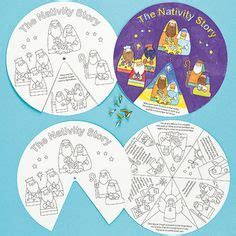 printable children s nativity story 1000 images about preschool sunday school crafts on