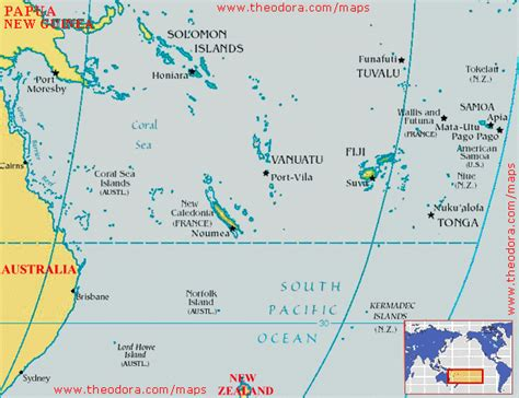 south pacific map maps of south pacific ocian flags maps economy geography climate resources