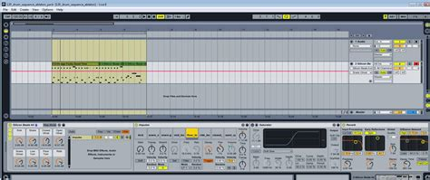 drum rhythm program programming drum patterns