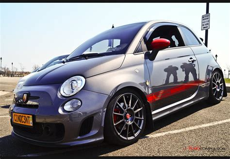 fiat 500 smoked lights 2011 fiat 500 clear rear side markers