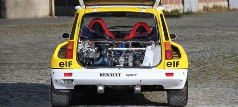 renault 5 turbo b a subasta un renault 5 turbo grupo b competici 243 n