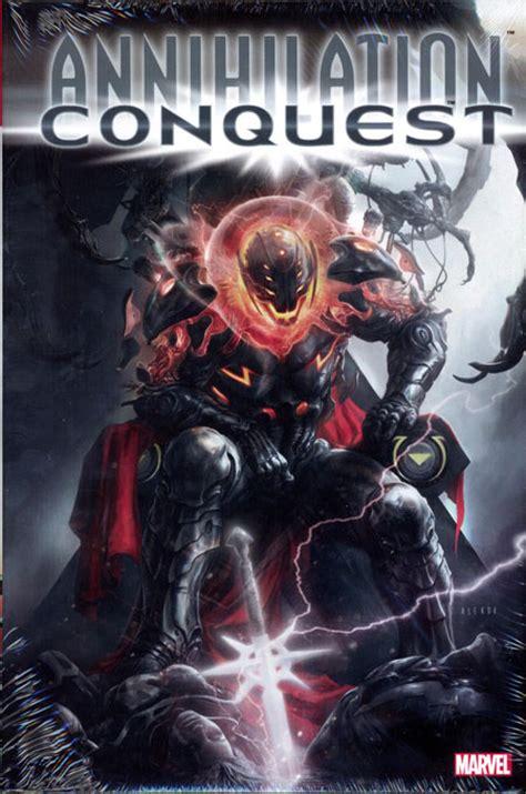 annihilation conquest omnibus annihilation conquest omnibus new hc marvel comics phalanx ultron wraith quasar big bang toys