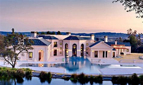 real estate tycoon lists 79 million california mansion on