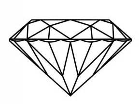 Coloring Pages Of Diamonds shape coloring page az coloring pages