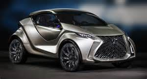 lexus new concept car lexus lf sa concept is small but w