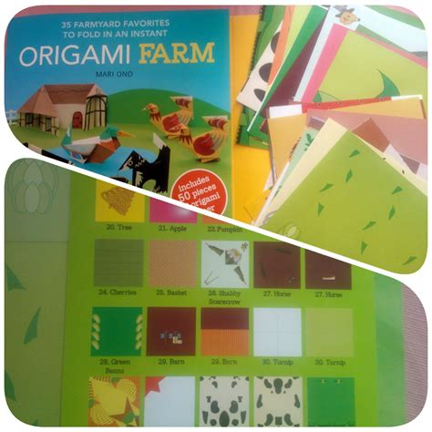 Origami Farm Animals - origami farm animals 28 images animals farm origami 9