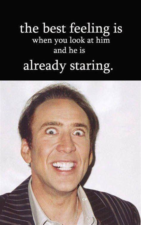 Nic Cage Memes - nicolas cage crazy quotes quotesgram