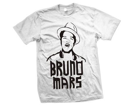 Kaos Bruno Mars Bruno 01 kaos musik