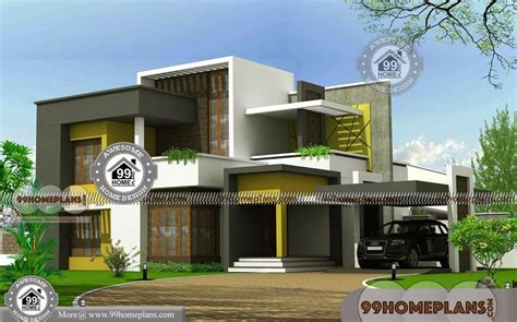 modern 2 story house plans 2 story modern house plans with contemporary flat roof