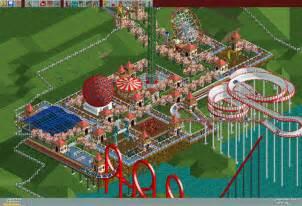 Best Free Building Design Software rollercoaster tycoon deluxe rollercoaster tycoon