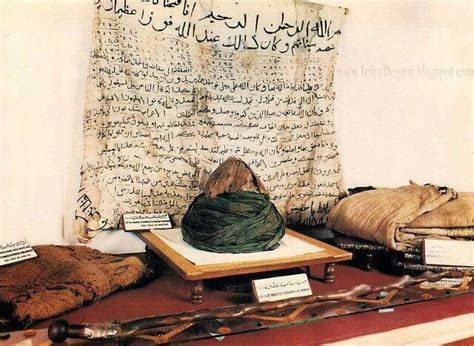 prophet muhammad hair style the blessed belongings of the prophet sallallahu alaihi