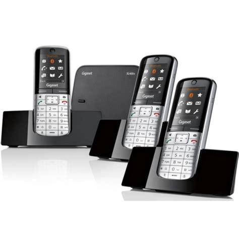 gigaset sl400a trio phone system gigaset