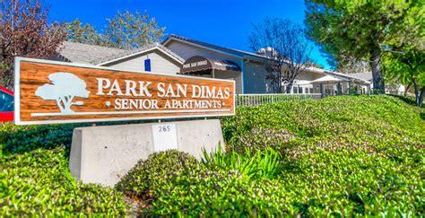 Park San Dimas Senior Apartments Rentals San Dimas Ca