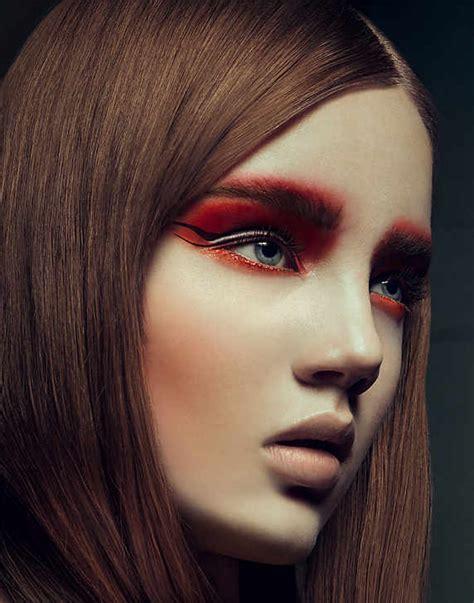 imagenes artisticas con datos maquillaje art 237 stico en rostro para fotos