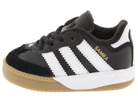 Adidas Toddler 1 adidas samba 174 millennium infant toddler zappos free shipping both ways