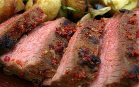 harissa marinated tri tip roast recipe chowhound