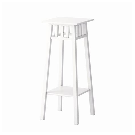 ikea plant stand lantliv plant stand white 78 cm ikea