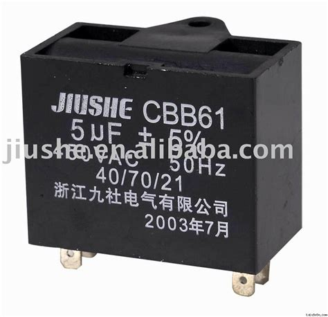 cbb61 motor capacitor 2uf motor capacitor for sale price china manufacturer supplier 22609