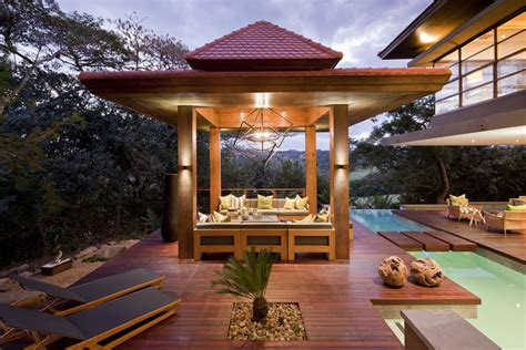 exquisite contemporary home  zimbali south africa