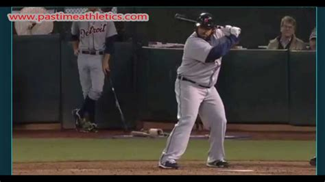 the perfect baseball swing in slow motion prince fielder slow motion home run baseball swing