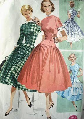Imagenes Retro Años 50 | anos 50 moda mundo vintage