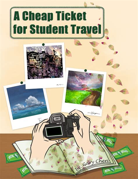 smashwords a cheap ticket for student travel a book by gary chen