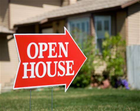 do open houses really help sell homes coldwell banker