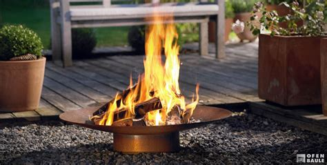 feuerstelle draussen feuerstellen ofen baule f 252 r drau 223 en und drinnen