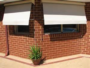 Exterior Window Coverings Awnings Optional Types Of Exterior Window Treatments Homesfeed