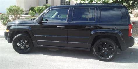 jeep patriot black rims lowceiling5611 s 2012 jeep patriot sport in 66086 ks