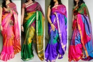 Uppada silk different types of uppada silk sarees