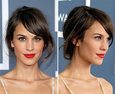 Lob Updo | 51 easy updos for short hair to do yourself