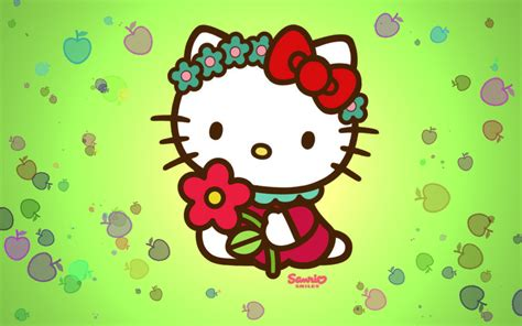 wallpaper computer kitty hello kitty hd wallpapers wallpaper cave