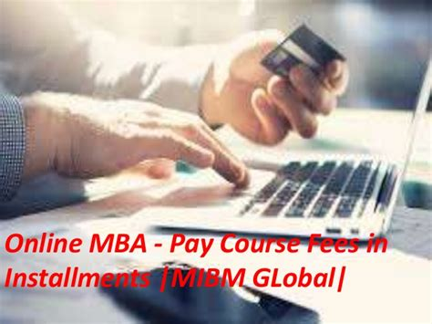 On Ine Mba by Besides Their Academic Advantage Mba Pay Course