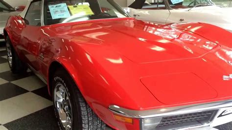 contes corvettes vineland nj 1971 mille miglia convertible for sale at conte s